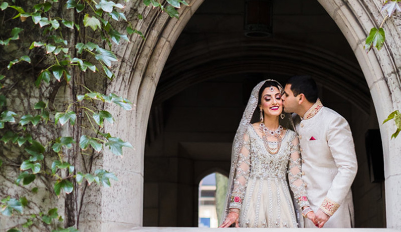 Aqila and Kashif | Photo by Sapan Ahuja